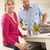 Couple Recyling Waste At Home stock photo © monkey_business