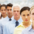 Mixed group business people stock photo © monkey_business