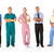 mixed group of medical professionals stock photo © monkey_business