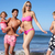 family having fun on beach stock photo © monkey_business