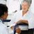 doktor · kadın · hasta · ofis · sağlık · hastane - stok fotoğraf © monkey_business