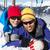 hombre · esquiador · montanas · caucásico · altos · posando - foto stock © monkey_business