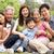 portre · Çin · aile · rahatlatıcı · park · birlikte - stok fotoğraf © monkey_business