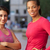 portrait of two female runners on urban street stock photo © monkey_business