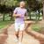 senior · man · jogging · park · gelukkig · lopen - stockfoto © monkey_business