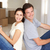 couple in new home stock photo © monkey_business