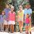 夏 · 家族 · 写真 · 小さな - ストックフォト © monkey_business