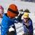 父 · 教育 · 娘 · スキー · 休日 · 山 - ストックフォト © monkey_business