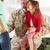 rodziny · powitanie · wojskowych · ojciec · domu - zdjęcia stock © monkey_business