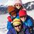família · esquiar · férias · montanhas · homem - foto stock © monkey_business