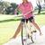 feliz · senior · mulher · equitação · bicicleta · verão - foto stock © monkey_business
