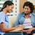 egészségügy · otthon · nővér · beszél · idős · emberek - stock fotó © monkey_business
