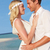 Couple At Beautiful Beach Wedding stock photo © monkey_business
