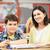 изучения · классе · детей · книга · образование - Сток-фото © monkey_business