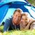 camping · sorridente · juntos · carro · verão - foto stock © monkey_business