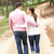 romantic couple enjoying walk in park stock photo © monkey_business