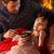kadın · rahat · fincan · çay · kahve · sıcak - stok fotoğraf © monkey_business
