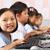 masculino · teclado · computador · classe · chinês · escolas - foto stock © monkey_business
