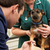 feminino · veterinário · cirurgião · cão · cirurgia · mulher - foto stock © monkey_business
