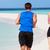 пару · работает · волны · пляж · женщину · весело - Сток-фото © monkey_business