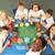 matemática · classe · estudante · escolas · secretária · de · volta · à · escola - foto stock © monkey_business
