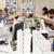 zespołu · pracy · zajęty · biuro · działalności · kobiet - zdjęcia stock © monkey_business