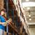 kadın · işçi · dağıtım · depo · kadın · kadın - stok fotoğraf © monkey_business