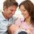 ouders · pasgeboren · baby · jongen · jonge · kijken - stockfoto © monkey_business