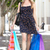 heureux · femme · trottoir - photo stock © monkey_business