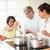 indian · familie · koken · home · asian · voedsel - stockfoto © monkey_business