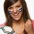 boldog · futball · ventillátor · gyönyörű · szőke · lány - stock fotó © monkey_business