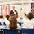 молодые · Дать · классе · столе · сидят - Сток-фото © monkey_business