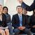 аудитории · прослушивании · презентация · конференции · бизнеса · человека - Сток-фото © monkey_business