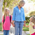 Mother And Daughters Walking To School On Suburban Street stock photo © monkey_business