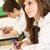 женщины · классе · девушки · школы · образование - Сток-фото © monkey_business