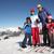velha · em · pé · neve · férias · montanhas · inverno - foto stock © monkey_business