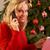mulher · compras · on-line · laptop · natal · casa - foto stock © monkey_business