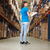 kadın · işçi · dağıtım · depo · kadın - stok fotoğraf © monkey_business