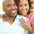 afetuoso · jovem · africano · americano · casal · feliz · romântico - foto stock © monkey_business