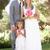bruid · bruidsmeisje · romantische · witte · trouwjurk - stockfoto © monkey_business