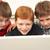 группа · класс · школы · студент · ноутбука - Сток-фото © monkey_business