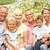 dalsza · rodzina · grupy · relaks · ogród · rodziny · dziecko - zdjęcia stock © monkey_business