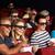 aile · izlerken · 3D · film · sinema · çocuklar - stok fotoğraf © monkey_business