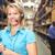 деловая · женщина · гарнитура · распределение · склад · женщины · бизнесмен - Сток-фото © monkey_business