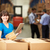 менеджера · склад · коробки · цифровой · таблетка · человека - Сток-фото © monkey_business