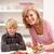 jongen · sandwich · keuken · kinderen · persoon - stockfoto © monkey_business