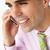 молодые · бизнесмен · телефон · работу · рабочих - Сток-фото © monkey_business