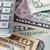 detail dollar bills and calculator stock photo © monkey_business