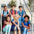 group of elementary pupils outside classroom stock photo © monkey_business