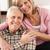 anziani · verticale · ritratto · felice · pensione · Coppia - foto d'archivio © monkey_business